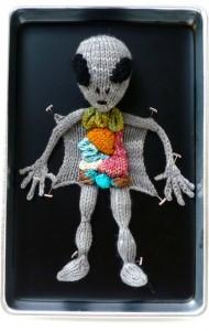 Alien Knit