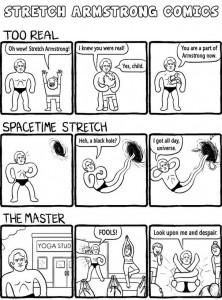 StretchArmstrongComics