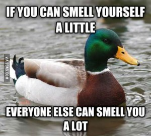 aam smellyourself