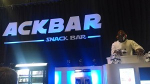 ackbar snackbar