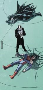 alfred v superman