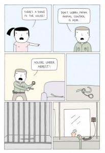 animal arrest