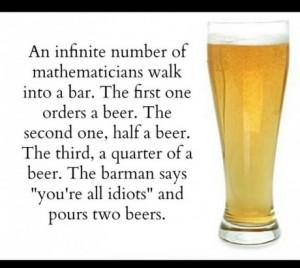 asymptotic beer