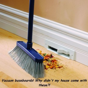 baseboard sweep