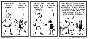 batgirl disappointment