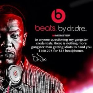 beats are gangsta
