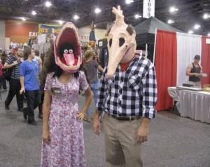 beetlejuice cosplay