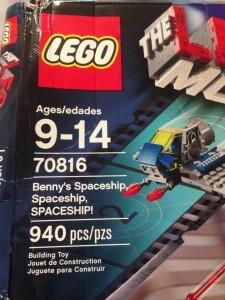 bennys spaceship