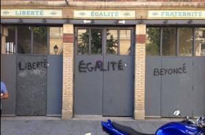 beyonce grafite