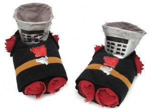 blackknight slippers