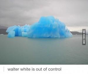 bluesky glacier