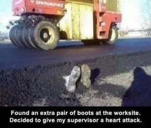 boot road