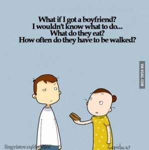 boyfriend care