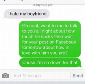 boyfriend fb complaints