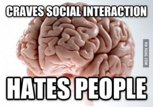 brain interaction