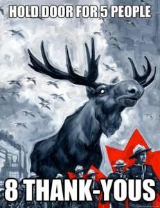 canada thankyous