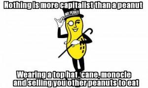 capitalist peanut