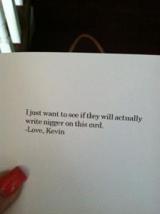 card test