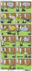 comic combat