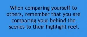 comparing wisdom