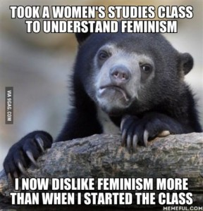 conf feminism class