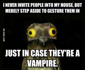 crazyawk vampire protection