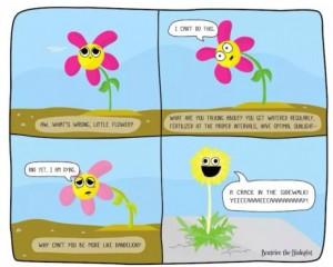 dandelion power