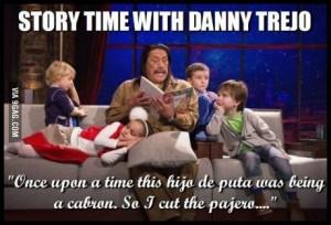 danny trejo storytime