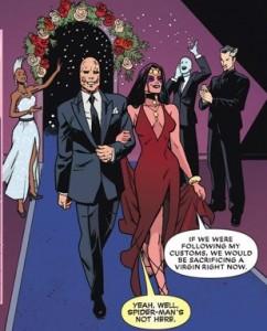 deadpool wedding