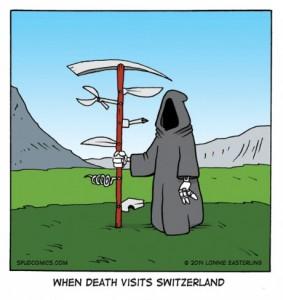 death switzerland