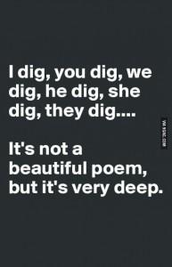 deep poem