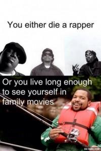 die a rapper