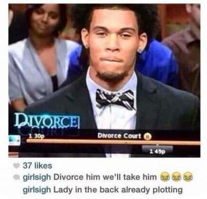 divorce court ringer
