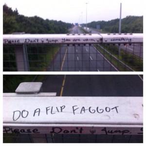 do a flip