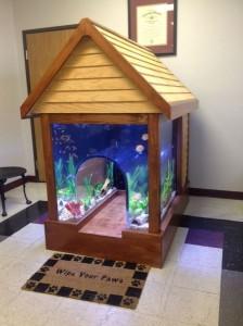 doghouse fishtank