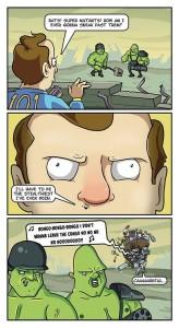 fallout sneak