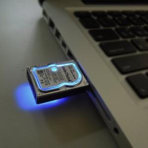 flashdrive harddrive