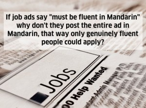 fluent in mandarin ad