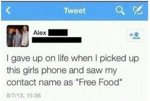 free food name