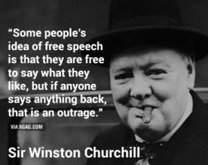 freespeech churchill