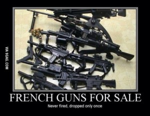 french guns