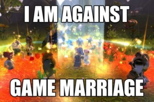 game marriage