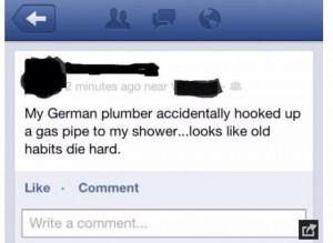 german plumber