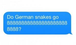 german snakes