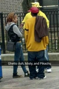 ghetto pokemon