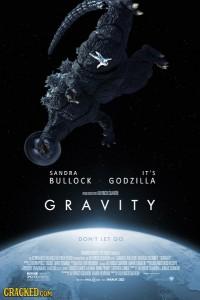 godzilla gravity