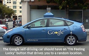 google car im feeling lucky