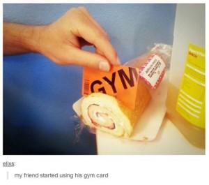 gymcard use