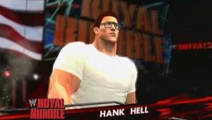 hank hell
