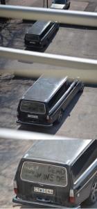 hearse dead inside
